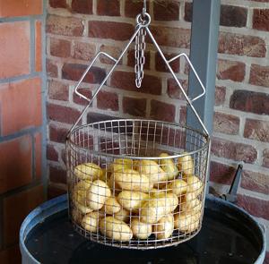 Onderwatergewicht aardappelen